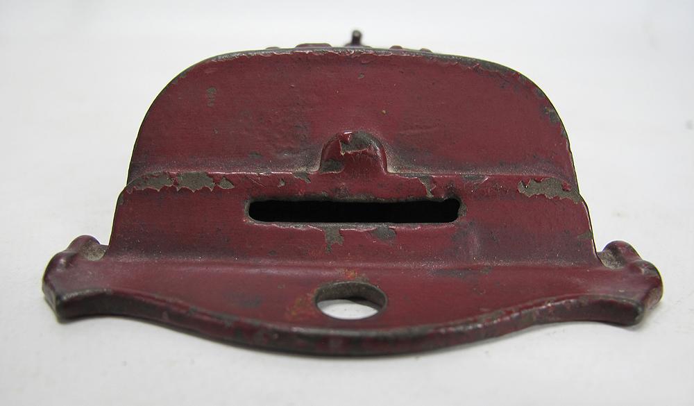 Antique C 1912 AC WILLIAMS Cast Iron US MAIL Miniature